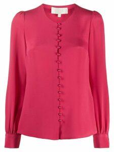 Goat Jude silk blouse - PINK