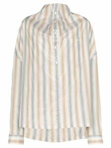 Y/Project Infinity double-front shirt - NEUTRALS