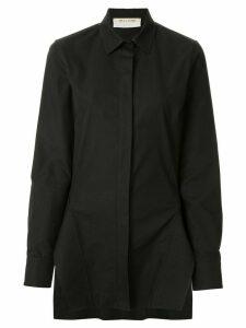 1017 ALYX 9SM long-line shirt - Black