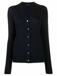 Joseph v-neck cardigan - Blue