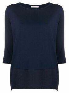 Stefano Mortari knitted top - Blue