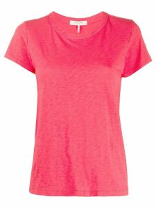 Rag & Bone crew neck T-shirt - PINK