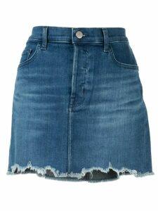J Brand Bonny skirt - Blue