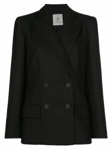 ANINE BING James double-breasted blazer - Black