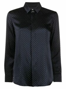 Saint Laurent studded shirt - Blue