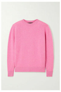 The Elder Statesman - Cashmere Sweater - Pink