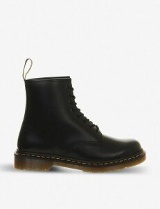 1460 Smooth 8-eye leather boots
