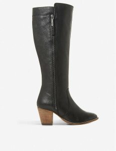 Tiana knee-high leather boots