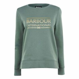 Barbour International Crew Neck Sweatshirt