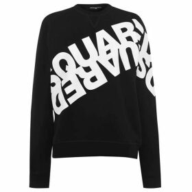 DSquared2 Mirror Logo Sweater