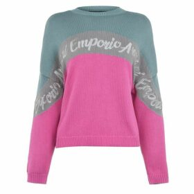 Emporio Armani Multi Knit Jumper
