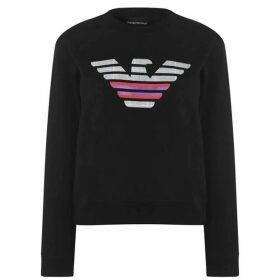Emporio Armani Eagle Logo Sweatshirt