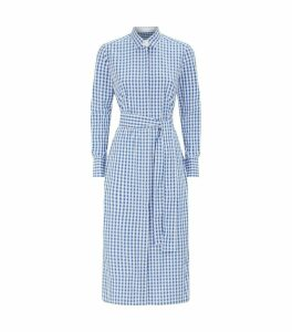 Vanessa Gingham Shirt Tunic