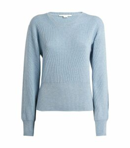 Cut-Out Cashmere Sweater
