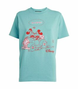 x Disney Mickey and Minnie Mouse T-Shirt
