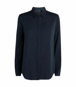 Petah Silk Shirt