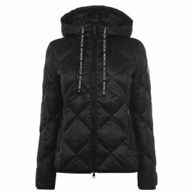 Moncler Olux Hoodied Jacket