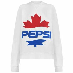 DSquared2 x Pepsi DSQ Pepsi Sweater Ld02