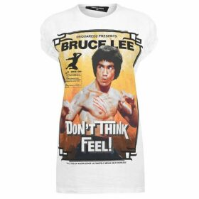 DSquared2 Bruce Lee T Shirt
