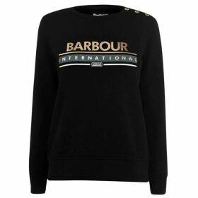 Barbour International Rally Crew Sweater