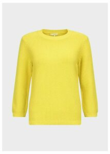 Jade Sweater Yellow