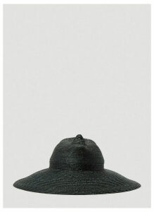 Flapper Xenia Hat in Black size One Size