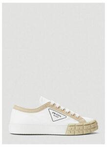 Prada Canvas Sneakers in White size EU - 40