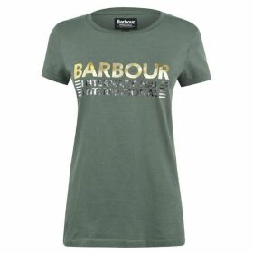 Barbour International Trackrace T Shirt