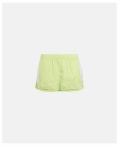 Stella McCartney Green Green Running Short, Women's, Size L