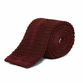 Chester Barrie Plain Knitted Tie
