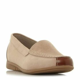Gabor Lois Stitch Detail Loafer Shoes
