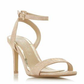 Head Over Heels Milania Mid Heel Ankle Strap Sandals