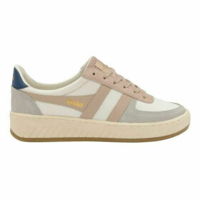 Gola Grandslam Mesh Lace Up Trainers