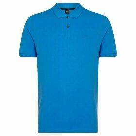 Boss Pallas Regular Fit Short Sleeve Logo Polo
