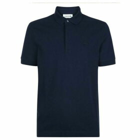 Lacoste Paris Edition Regular Fit Stretch Cotton Polo