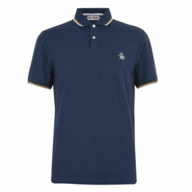 Original Penguin Short Sleeve Tipped Polo