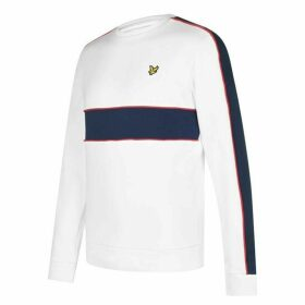 Lyle and Scott Cut n Sew Crew Sweatshirt