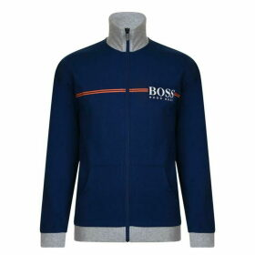 BOSS BODYWEAR Authentic Full Zip Sweatshirt