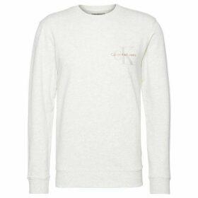 Calvin Klein Jeans Homer Slim Fit Cotton Sweatshirt