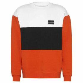 Calvin Klein Jeans CK Jeans Colour Block Sweatshirt