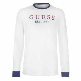 Guess Herbert T Shirt Mens