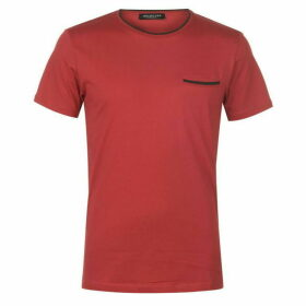 Selected Homme Selected Pan Pocket T Shirt Mens