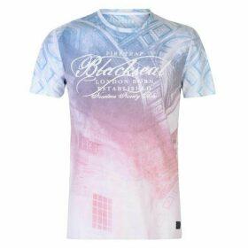 Firetrap Blackseal Baroque T Shirt