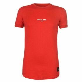 Sixth June Taping T Shirt