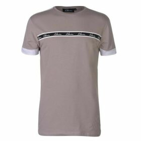 Nimes Chest Tape T Shirt