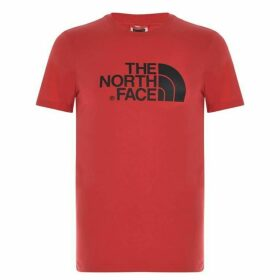 The North Face The Short Sleeve Easy T Shirt Mens