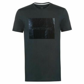 Armani Exchange Armani Block T Shirt