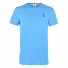 Hurlingham Polo 1875 Chest Logo T Shirt