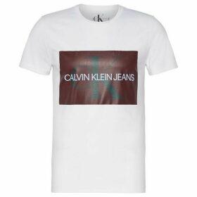 Calvin Klein Jeans Monogram Box Logo Tee