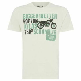 Barbour International Atlas T Shirt